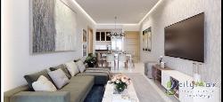 Vendo Apartamento  de dos habitaciones en Naco