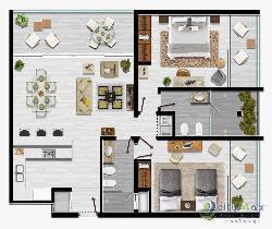 Hermoso Apartamento en Venta en Bayahibe