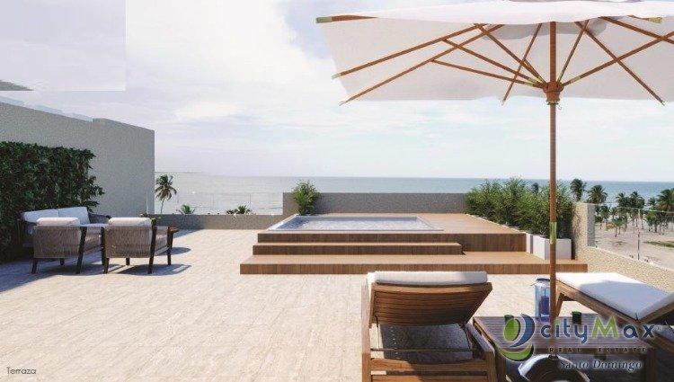 Moderno Apartamento en Venta en Playa Nueva Romana