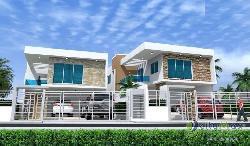 Casa de 2 niveles En venta nueva en Arroyo Hondo lll