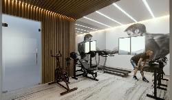 Vendo apartamento exclusivo de inversión  1 hab en Naco