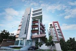 Apartamento en venta con vista al mar en los Cacicazgos
