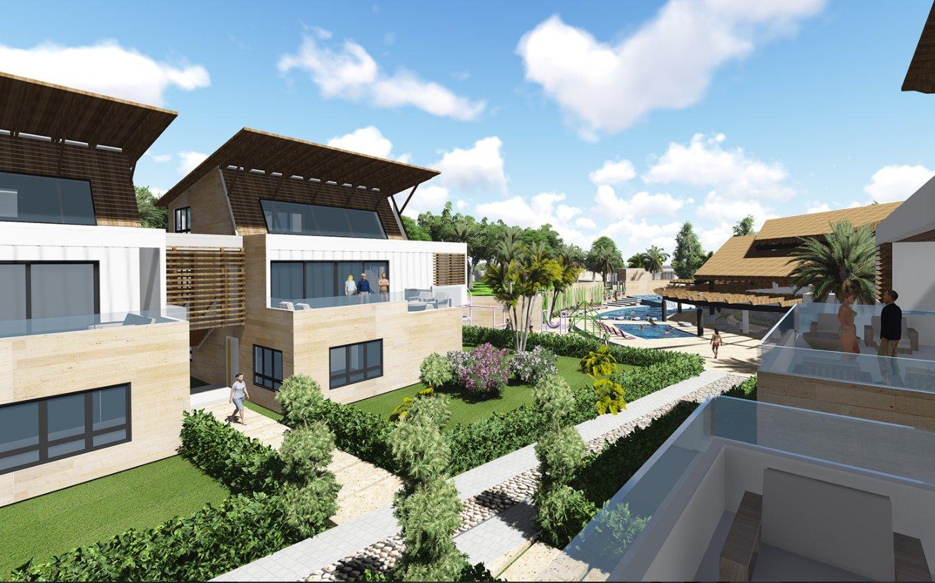 Apartamento en venta en las Terrenas 1 hab. + terraza