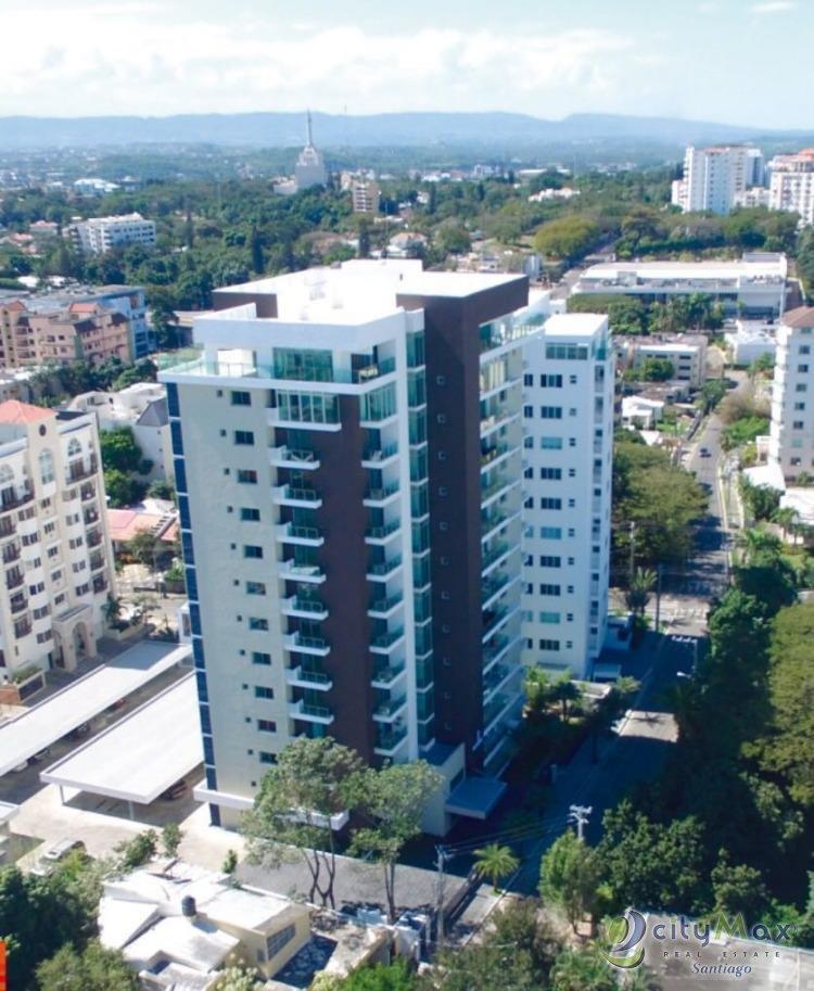 CITYMAX VENDE HERMOSO PENTHOUSE, LA ESMERALDA, Santiago