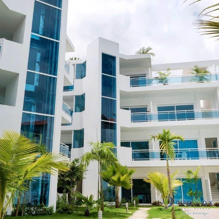 Vendo Apartamento amueblado en Bayahibe con piscina