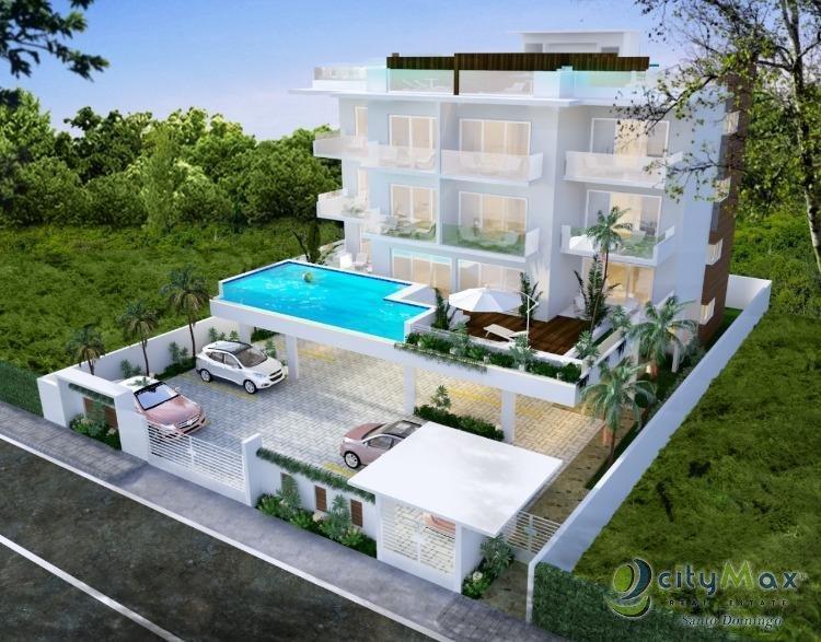 apartamento en venta frente al mar en bayahibe
