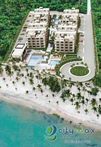 venta de PH de lujo frente al Mar Playa Nueva Romana