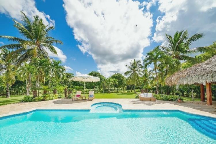 Vendo Villa Casa De Campo