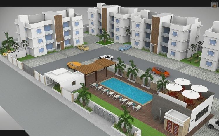 Apartamentos en Venta Pueblo Bávaro
