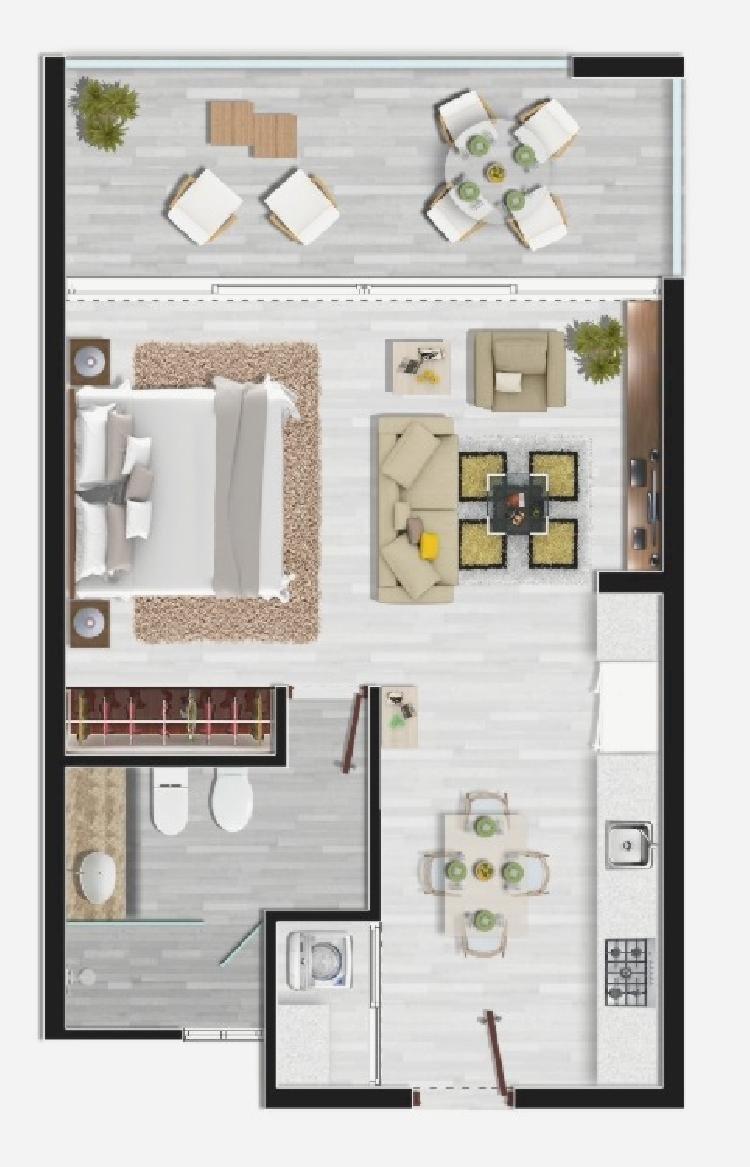 Apartamento en Venta, Dominicus Bayahibe