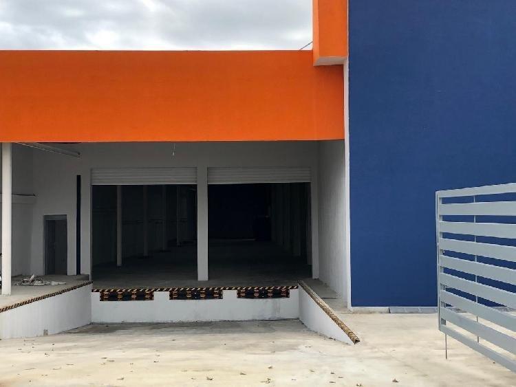 Alquiler/venta  Nave en el Km 18 de la Autopista Duarte