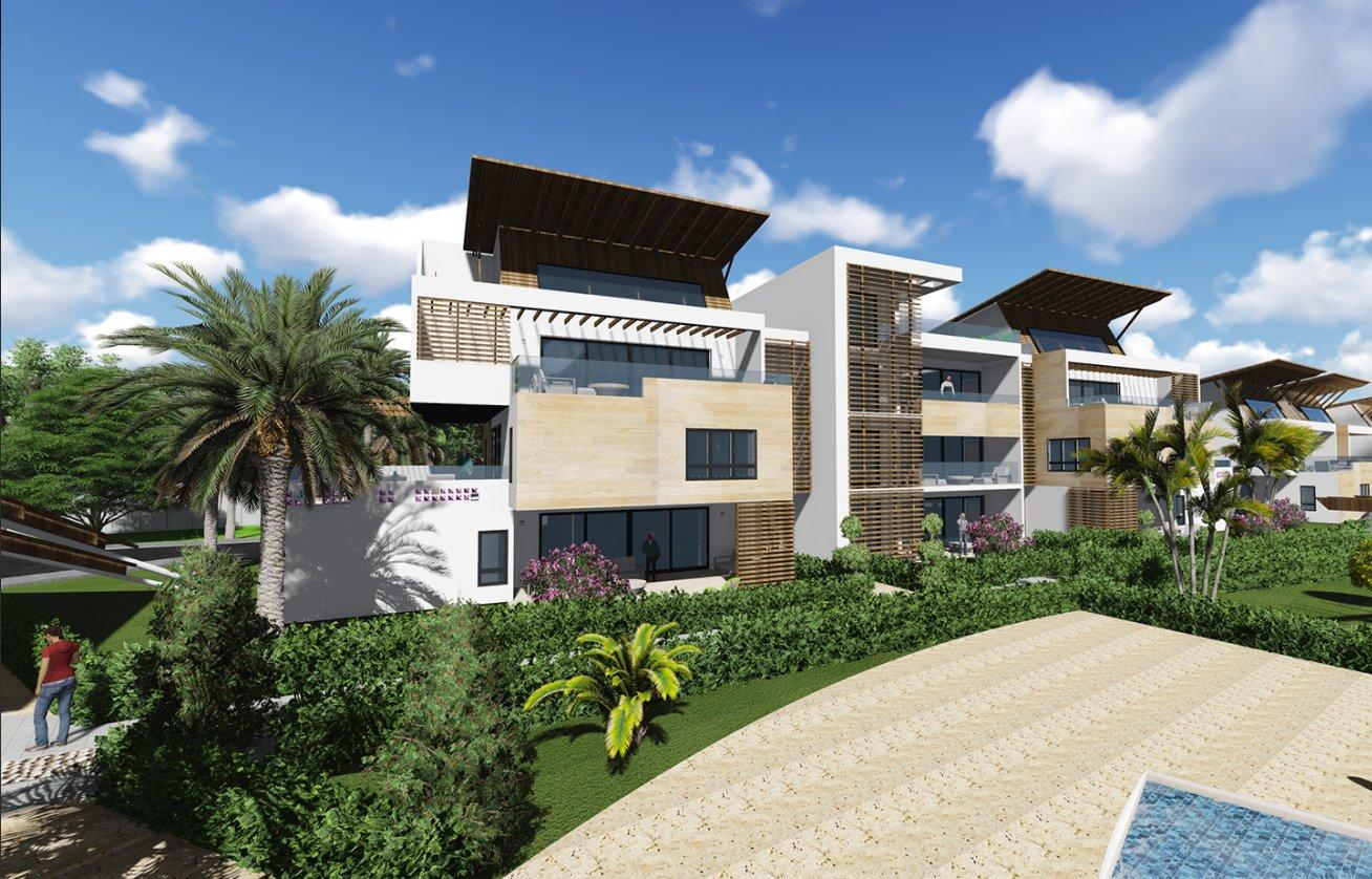 Apartamento en venta en las terrenas tipo Hotel 2 hab.
