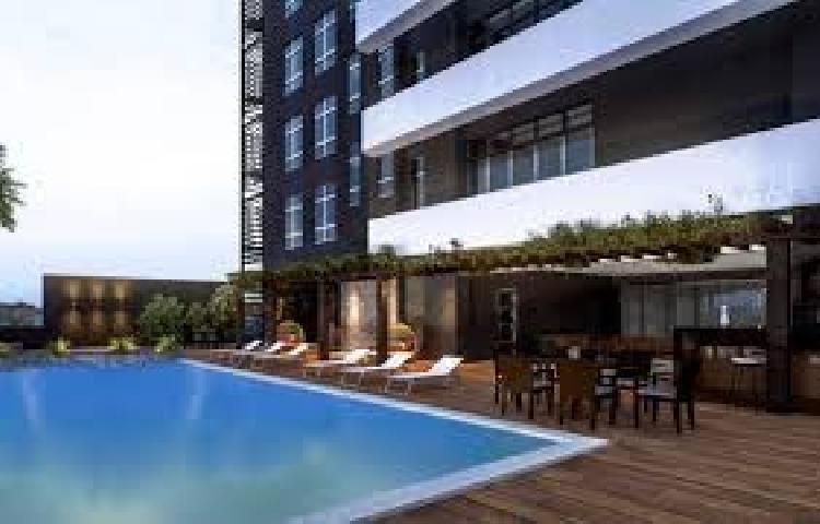 Apartamento en venta en los Cacicazgos uno por nivel